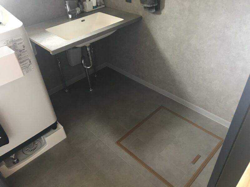 上棟テクノの高気密型床下点検口